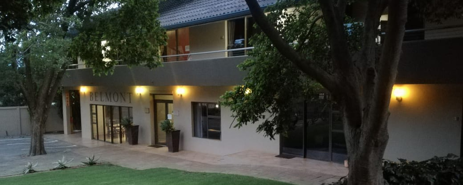 Four Star Accommodation in Bloemfontein